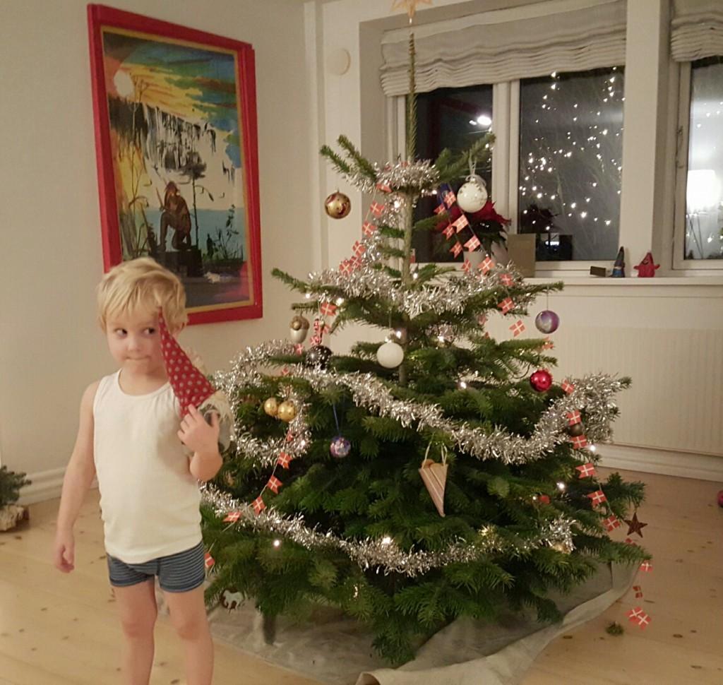 vitus juletræ
