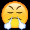 Der er også mange nydesignede emoji - her en af de mere tankevækkende